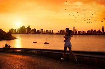 Бег для похудения по вечерам: отзывы и рекомендации.