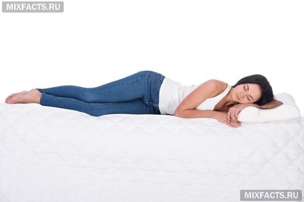 Позы спящего расскажет о сексуальност