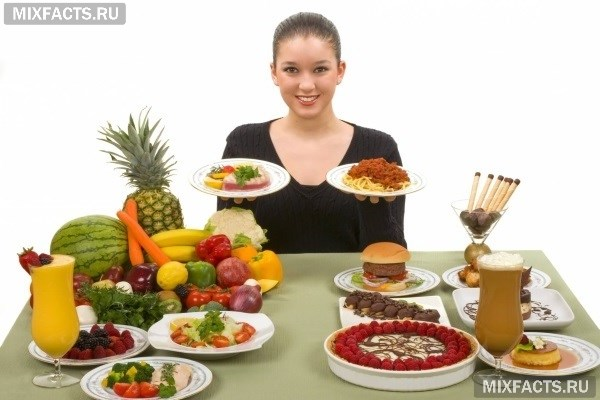 bcbb4084115a Меню правильного питания на каждый день для похудения с рецептами