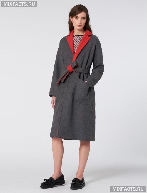 4049548c0d2 Модные весенние женские пальто 2018 (фото