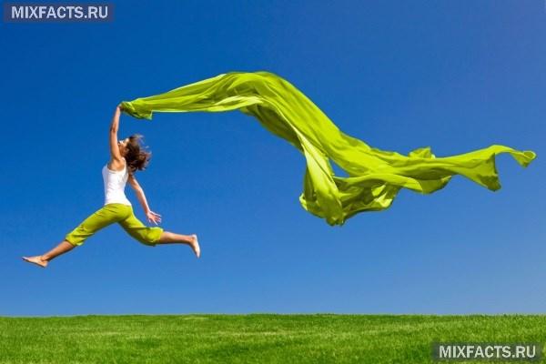 Как повысить жизненный тонус, активность, питание и мышление