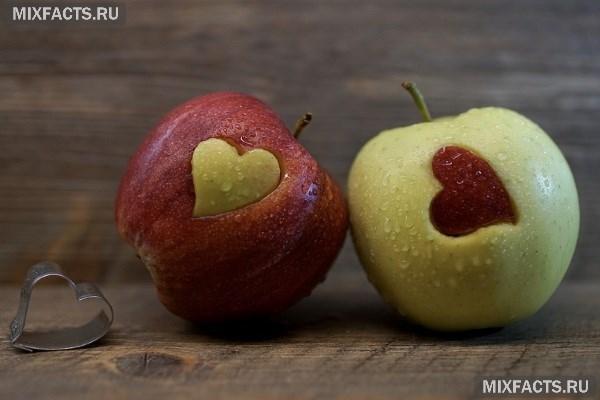 Можно ли есть яблоки на ночь при похудении?
