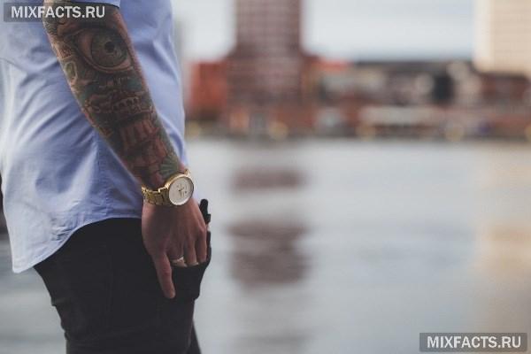 Самые популярные татуировки для мужчин и их значение