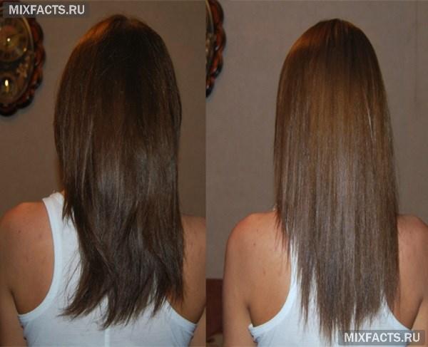 Проводим ухаживающие процедуры для волос: учимся готовить маски с глицерином 68