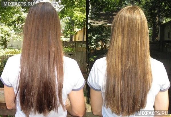 Проводим ухаживающие процедуры для волос: учимся готовить маски с глицерином 93