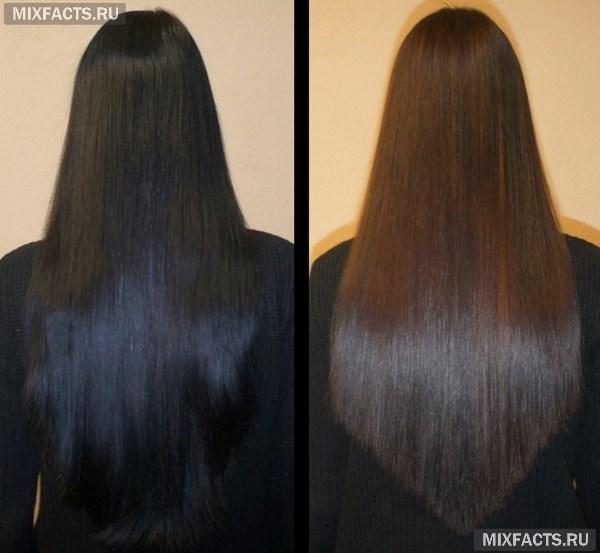 Проводим ухаживающие процедуры для волос: учимся готовить маски с глицерином 17
