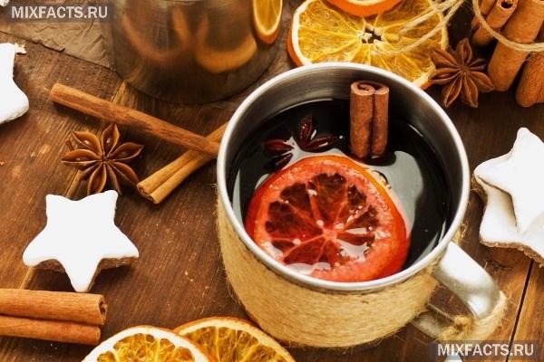 Глинтвейн рецепт приготовления в домашних условиях с апельсином 195