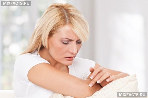 Негормональные мази от аллергии