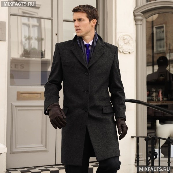 20bcf4e629d С чем носить мужское пальто  Как подобрать демисезонную и зимнюю модель