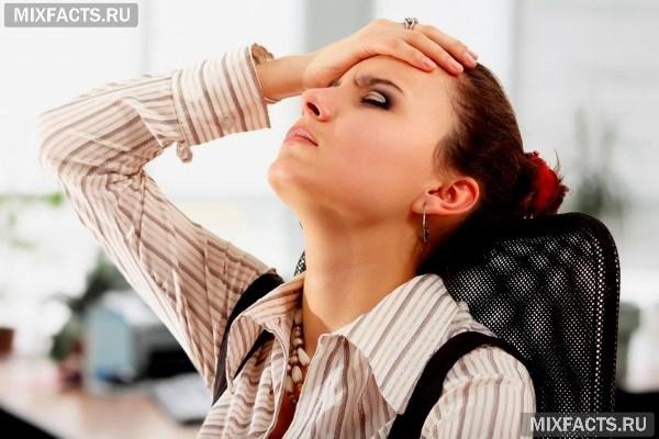 Эстрогены - симптомы недостатка женского гормона