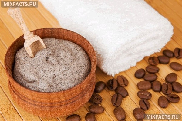Скраб для тела для похудения: как приготовить домашний ледяной, кофейный