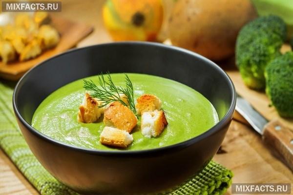 детские овощные супы для аллергиков рецепты