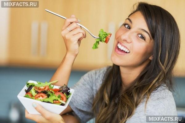 Правильное питание после 40 лет для женщин
