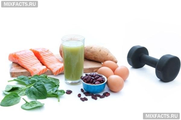 Какие продукты сжигают жиры и способствуют похудению?