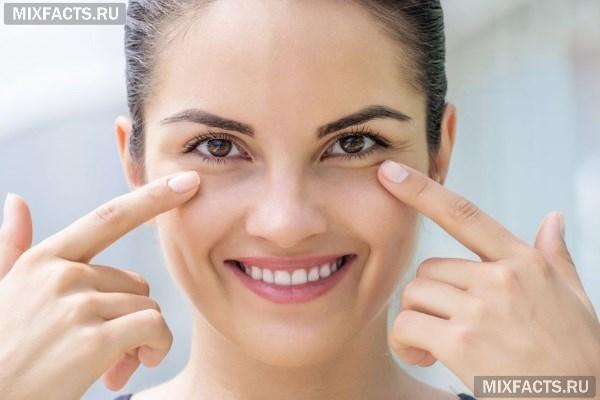 расширение сосудов глаз при заболевании печени