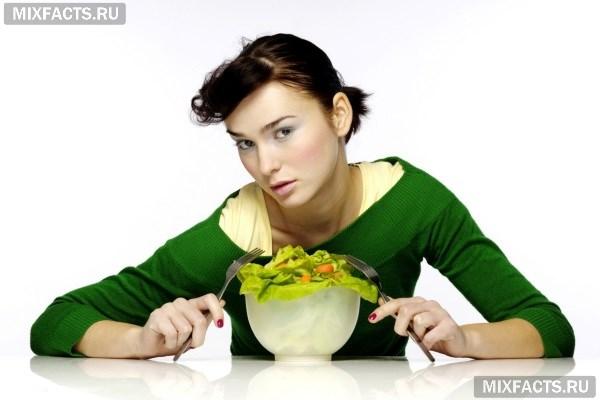 Что нужно кушать грудь росла быстрее. Что кушать, чтобы увеличить бюст