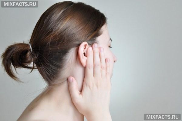 Продуло ухо: чем лечить и как избавиться от заложенности и боли в ухе?