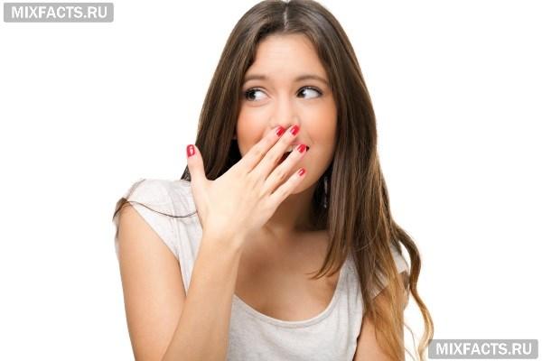 Горечь во рту при беременности на ранних сроках