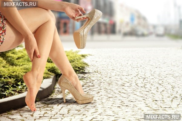 Почему болят ноги от колена до ступни{q}