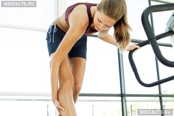 Что делать если сводит мышцы ног, причина и лечение