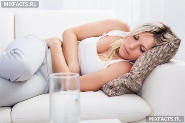 Что можно беременным при отравлении?