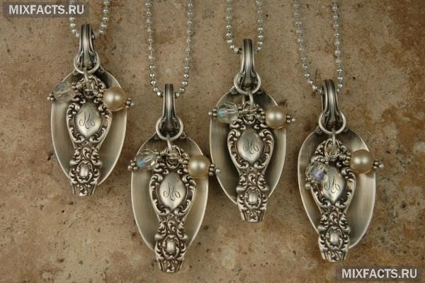 Как эффективно почистить серебро в домашних условиях  Из серебра делают не  только изысканные ювелирные ... cf8b5abfee4