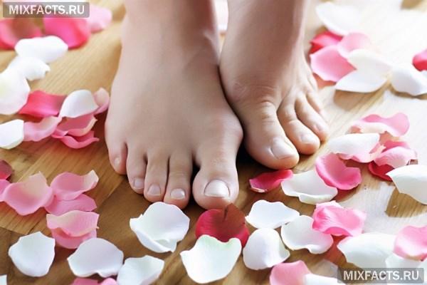 Народные средства от мозолей на пальцах ног