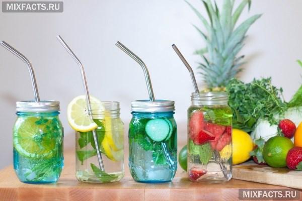 Как сделать воду для похудения сасси 205