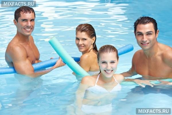 Эффективна ли аквааэробика для похудения