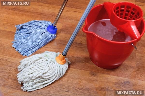 Швабры для мытья полов