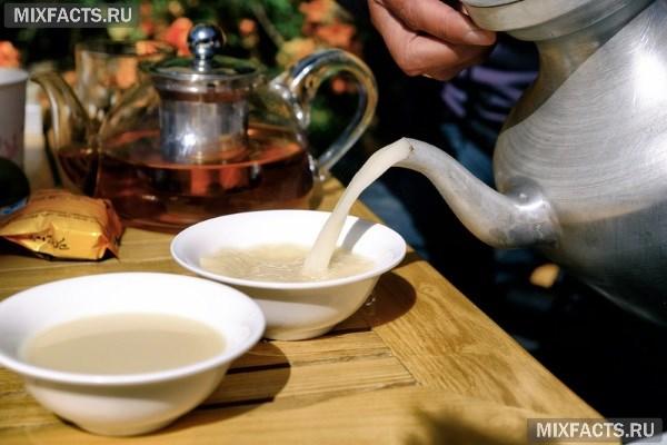 Калмыцкий чай рецепт приготовления с молоком пошаговый