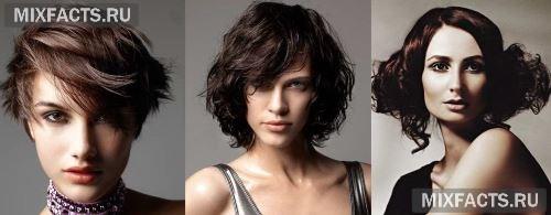модные оттенки коричневого цвета волос фото