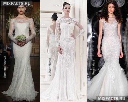 7d282faafd5 Модные свадебные платья (фото)