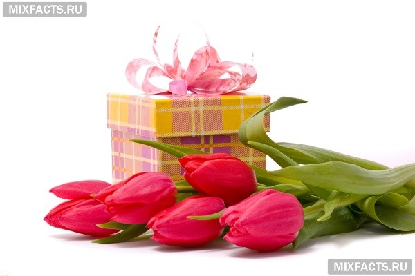 Подарки на 8 марта сотрудницам: интересные идеи подарков женщине