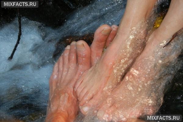 Как размягчить ногти на ногах?