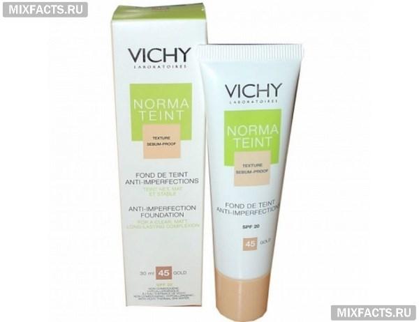 Тональный крем для сухой и чувствительной кожи