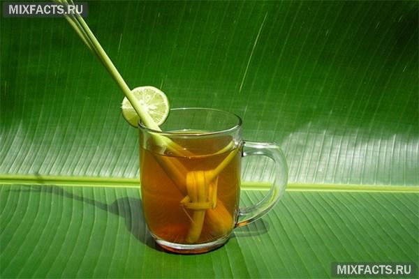Лимонная трава чай полезные свойства и противопоказания