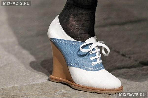 Модная женская обувь 2018 (фото, новинки, тенденции) 09388f02e33