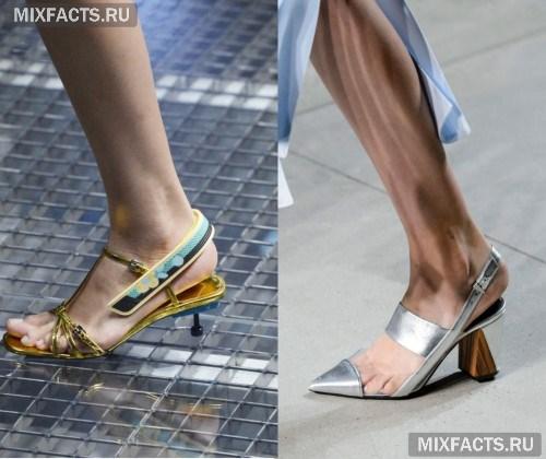Модная женская обувь 2018 (фото, новинки, тенденции) 94d44a59338