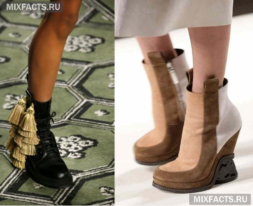 c453d52c7a5d Модная женская обувь 2018 (фото, новинки, тенденции)