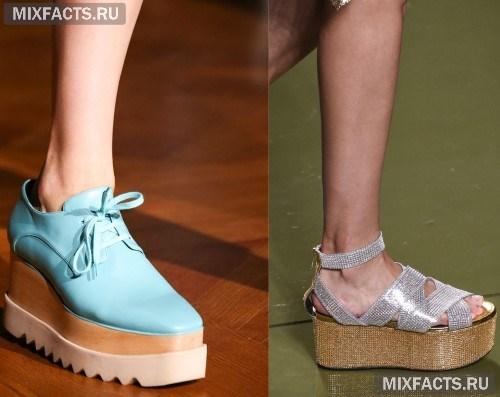 08d8802cddff Модная женская обувь 2018 (фото, новинки, тенденции)