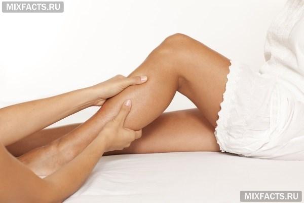 Ногу сводит при сексе