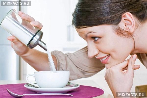 Норма потребления сахара в день для человека