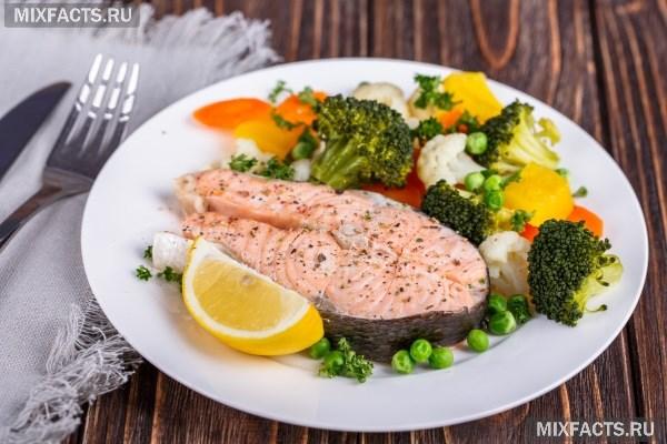 Какая рыба лучше для похудения?