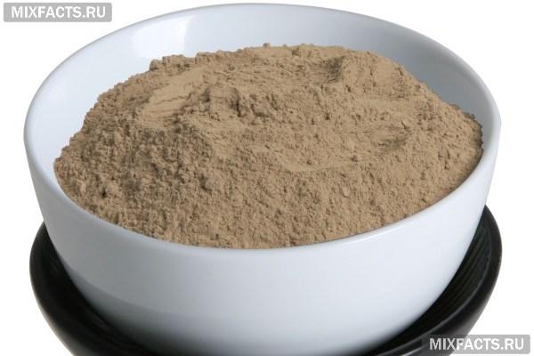 Какая глина для сухой кожи лица полезна?