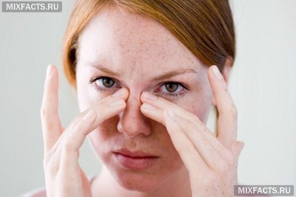 Как быстро убрать синяк под глазом от удара