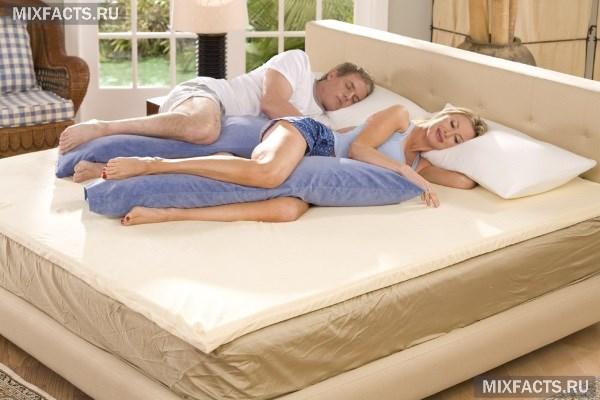 Подушка для сна: какие подушки лучше по мнению врачей?