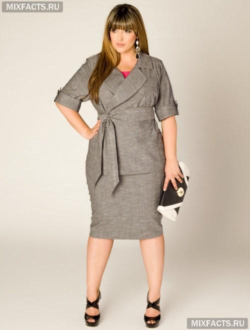 Что носить девушкам с широкими бедрами?