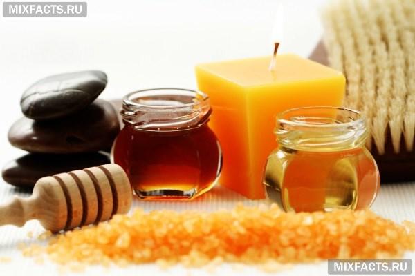 Медовые обертывания для живота