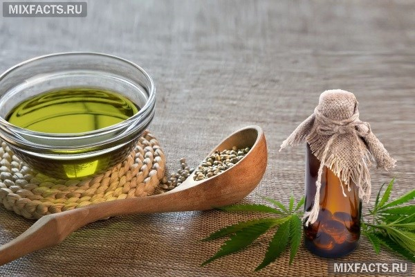 Масло конопли – полезные свойства и применение для лица, волос, ногтей